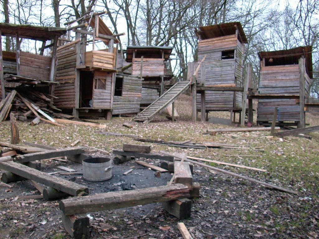 Jugendfarm-Bauspielplatz